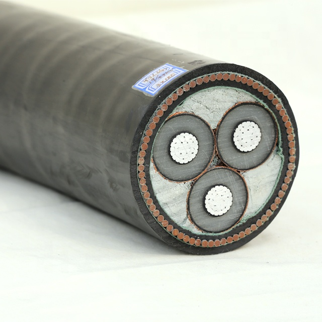 240mm 3 Core Armoured Cable Xlpe Insulation Power Cable Supplier