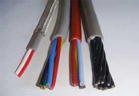 High Temperature Cable Use Attention