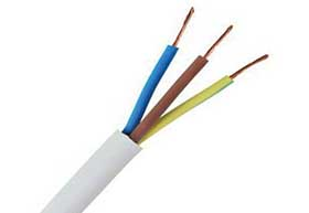 difference between twisted cables and aluminium phase conductors