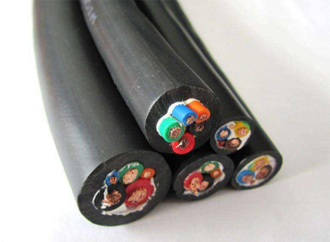 Mine Armoured Control Cable Supplier