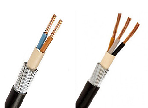 2 Core PVC Sheathed Armoured Cable (Jiapu Wire and Cable Supplier)