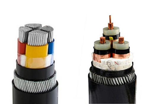 600/1000Vt 35mm 4 Core Armoured Cable Supplier